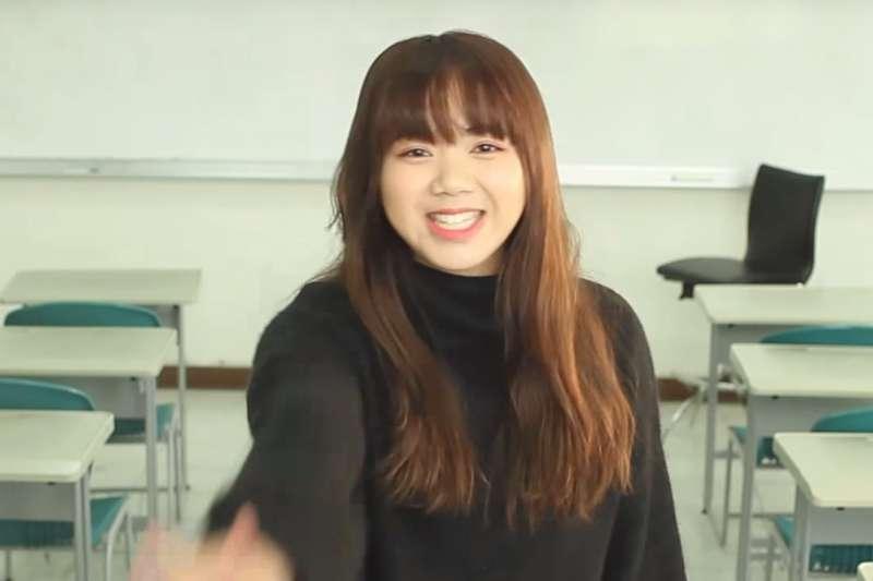 台灣到底哪裡好?讓這個香港女孩告訴你!(圖擷取自Youtube)