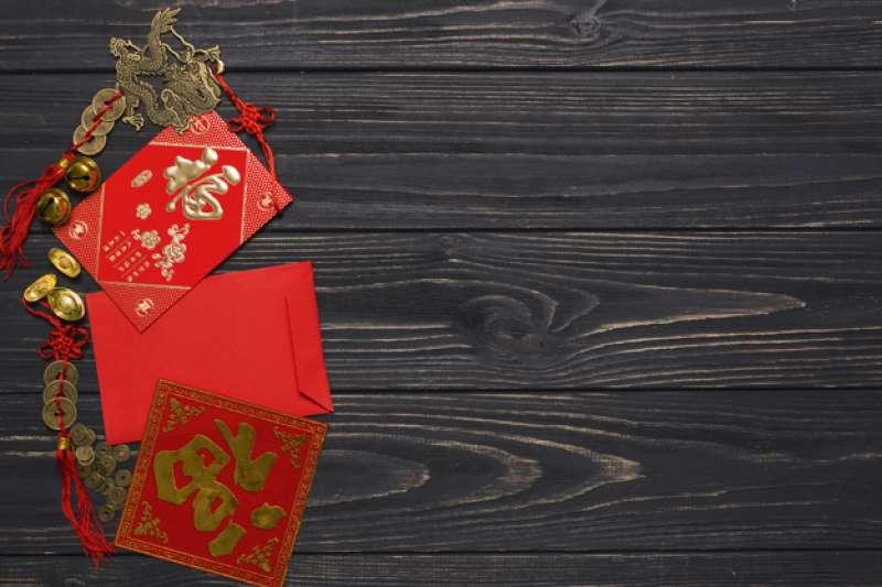 紅包,對於孩子這份「額外的收入」,正確的使用作為教育基金。(圖/freepik)