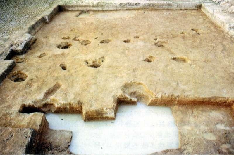 良渚古城遺址(新華社)