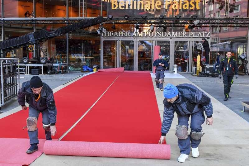 德國柏林影展2018年2月15至25日登場(AP)