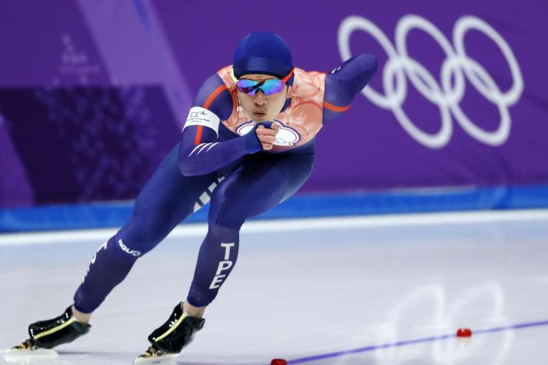 原訂10月30日在台北小巨蛋冰上樂園舉辦的2019年亞洲國際花式滑冰經典賽台北站,沒想到22日晚間9時國際滑冰總會(ISU)臨時通知,取消台灣的主辦權。示意圖。(資料照,美聯社)