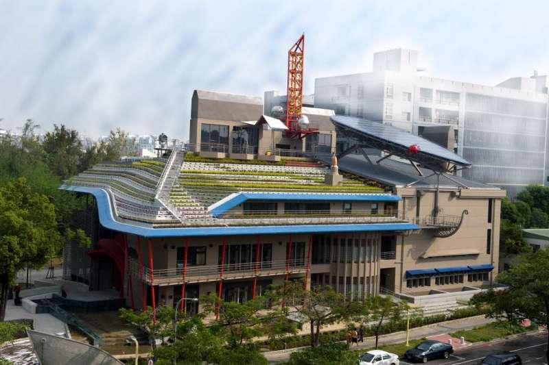 「BIM技術在台灣已經在營建產業已有陸續推廣的跡象,也有部分研究及實務上之運用,但還不夠普及,所以尚有部分技術及驗證未盡完備。」(示意圖,取自內政部)
