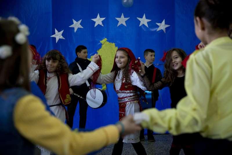 科索沃獨立10周年(AP)