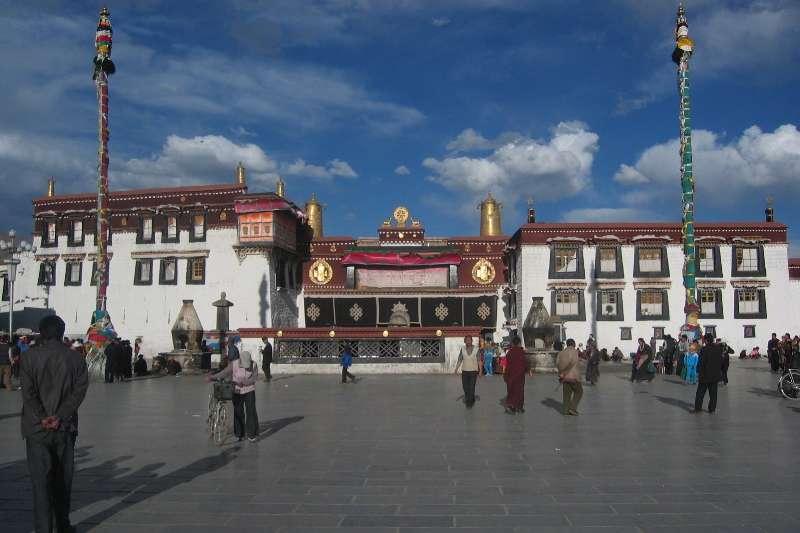 西藏大昭寺(onwardtibet.org@Wikipedia /CC BY-SA 2.0)