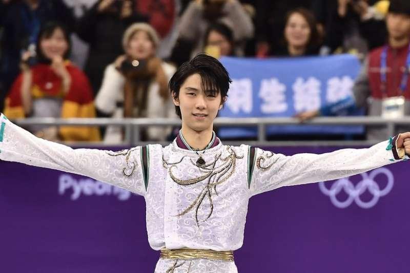 人稱「冰上王子」的羽生結弦在亞洲各國人氣高漲。(BBC中文網)
