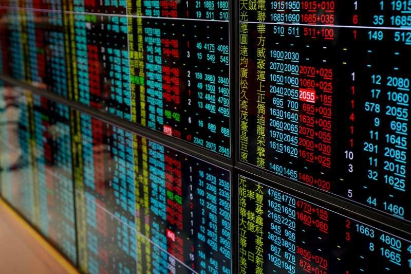 20180221-大年初六證券公司開工股市開盤。(顏麟宇攝)