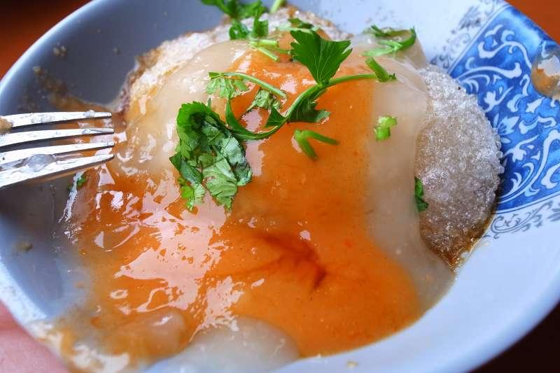 種種忠於古早味的傳統小吃,讓人吃完後忍不住說:「就是這個味啦!」(圖/阿偉0204@flickr)