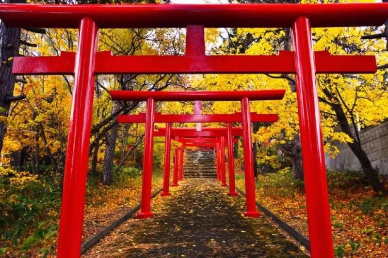 進入神社前的「鳥居」是神社的象徵,但你是否發現,雖然同樣都是鳥居,他們的構造、材質、顏色都不一樣!你知道鳥居構造的秘密嗎?(圖/photoAC)