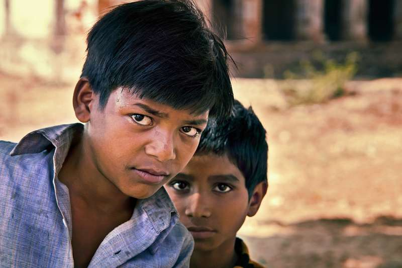 印度政府在高速發展下,忽略了人民的心理健康,學生自殺成為當地非常嚴重的問題。(示意圖,非當事人)(圖/Maxpixel)