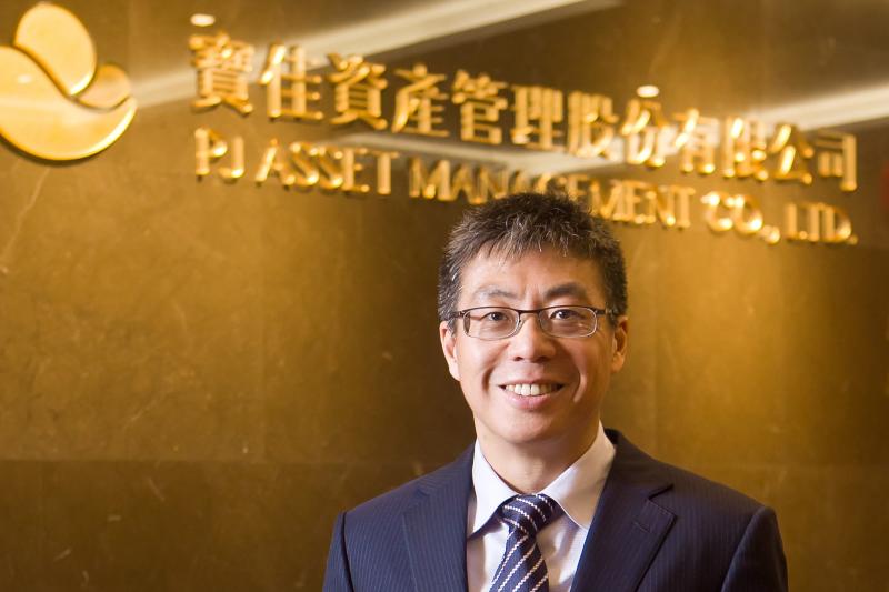 寶佳機構副董事長林家宏。(財訊提供)