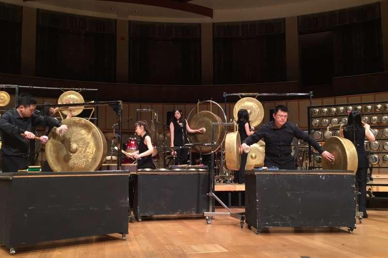 2018-02-25-朱宗慶打擊樂團24日於新加坡濱海藝術中心演出02。(朱宗慶打擊樂團提供)