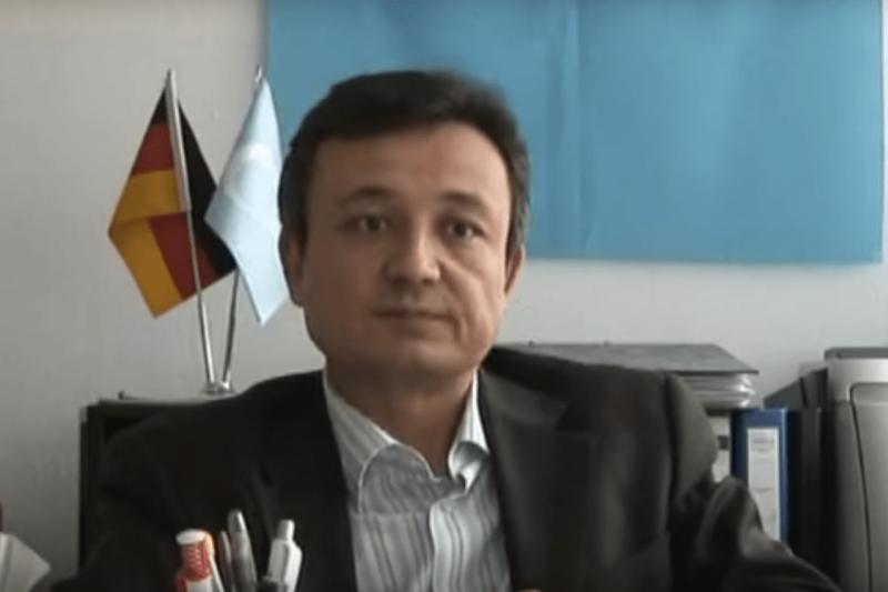 國際刑警組織撤銷對流亡維吾爾人艾沙的紅色通緝令,引發中國強烈不滿(翻攝網路)