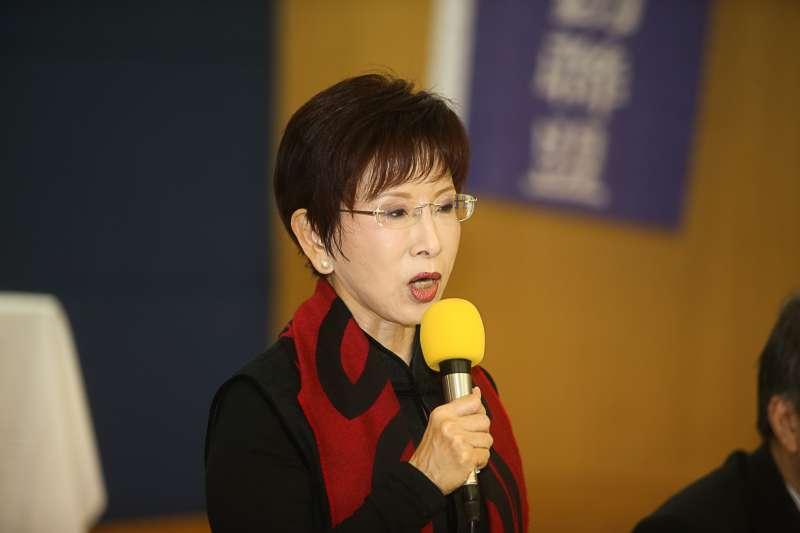 國民黨新竹縣長提名難產 洪秀柱籲維持全民調原決議-風傳媒