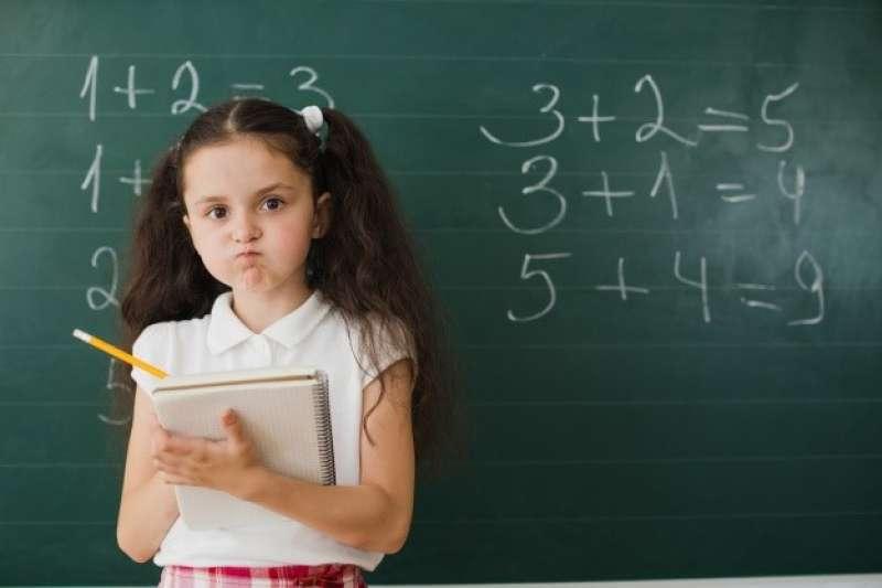 亞洲小孩相較美國小孩擅長算術,其背後與語言的歧異性有關聯。(資料照,freepik)