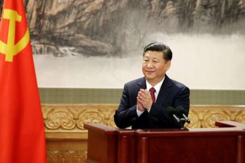中共中央建議取消國家主席任期的限制,外界認為是為習近平長期執政鋪路。(BBC中文網)