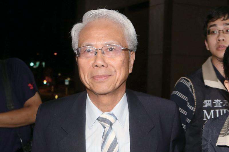 林陳海從桃園地產起家,外界估價他的身價超過千億元。(郭晉瑋攝)
