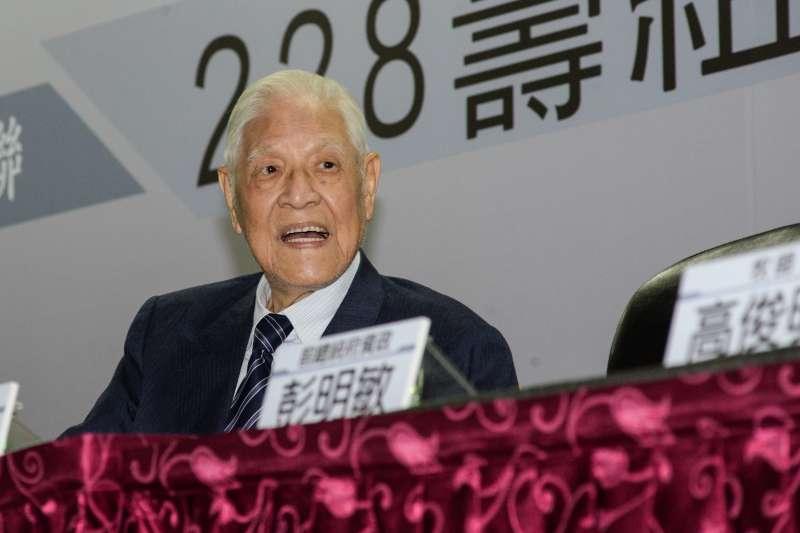13年總統禮遇期滿!李登輝明年起再享4年卸任副總統禮遇-風傳媒