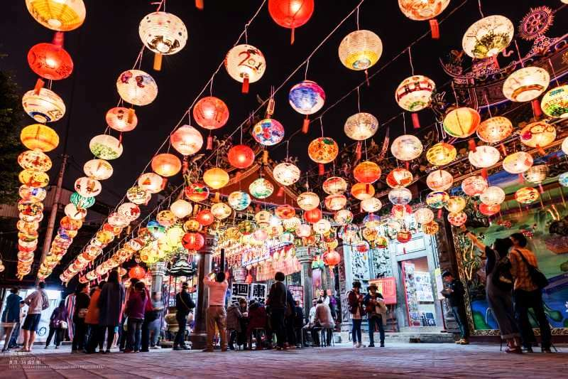 元宵節看花燈、吃元宵的習俗,其來有自!(圖/大雄 汪@Flickr)