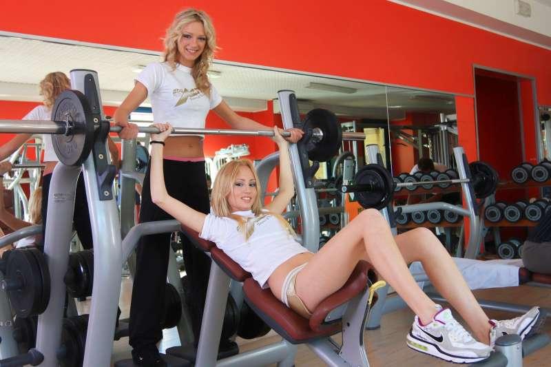 瑞典企業規定員工必須在上班時間到健身房運動,沒有人可以例外。(示意圖/pixabay)