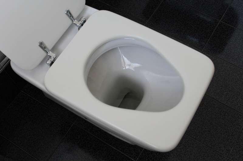 在廁所上時,也可以這樣做運動!(圖/pixabay)