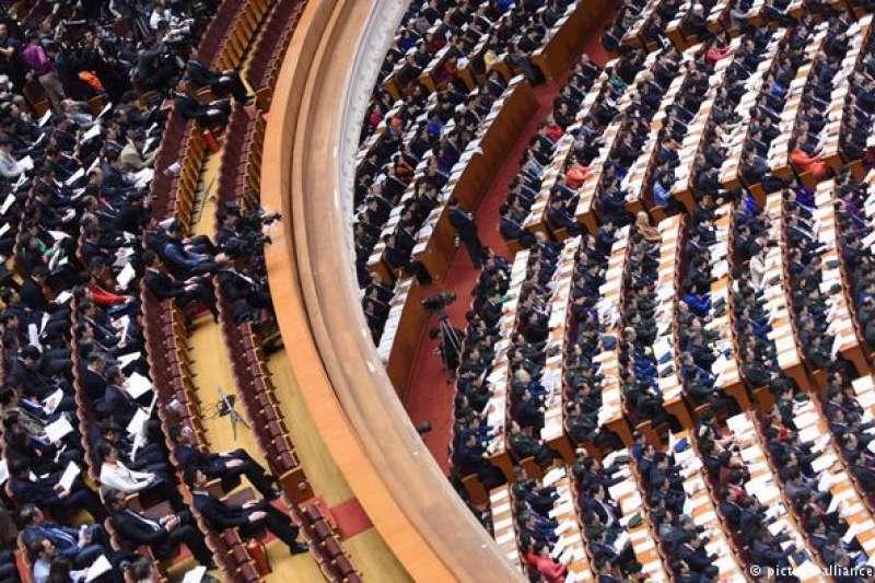 本週舉行的中共中央三中全會審議通過了《深化黨和國家機構改革方案》,並將其部分內容提交十三屆全國人大一次會議審議。(德國之聲)