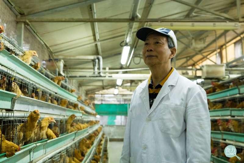 「2003年後,政府推出新的發牌條件及相關生物保安措施,香港的養雞場基本上再無發現禽流感。」-香港康力農場創辦人 郭銘祥先生(圖片:食力提供)