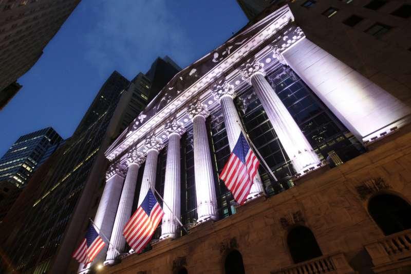 美國,紐約證交所,華爾街(AP)