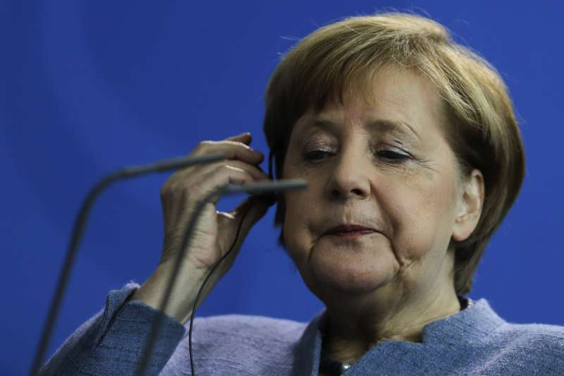 德國總理梅克爾組閣之路再遇險阻(AP)