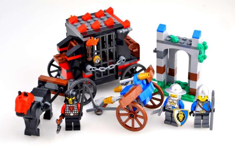深受全球無數大小朋友喜愛的樂高(LEGO)積木(Own work@Wikipedia / CC BY-SA 4.0)