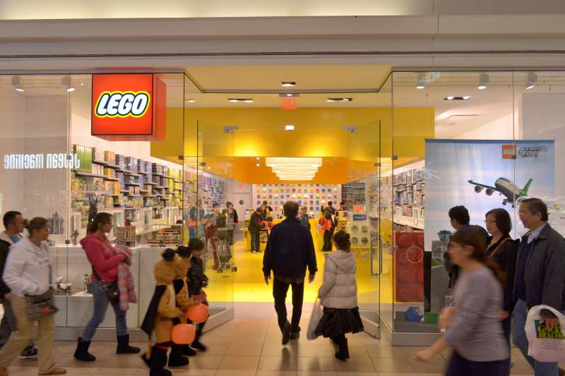 深受全球無數大小朋友喜愛的樂高(LEGO)積木(Raysonho @ Open Grid Scheduler / Grid Engine@Wikipedia / CC0)
