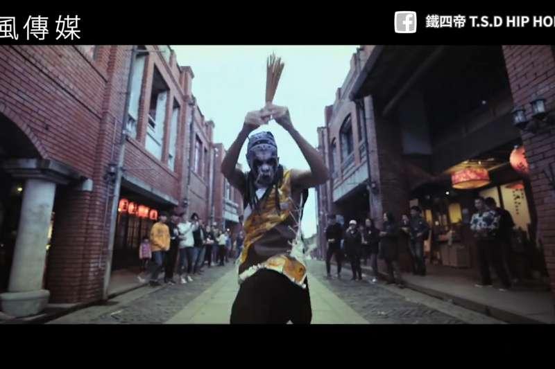 與神同行!家將文化融合嘻哈元素,超具創意舞蹈讓大家「看見台灣魂」!