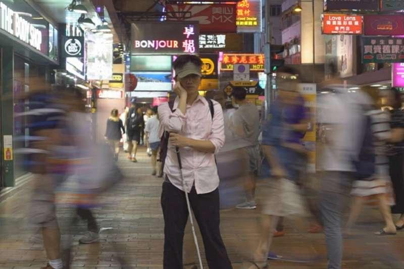 中國的控制改變了香港,台灣要擺脫中國控制,唯有民主深化。(李惠仁提供)