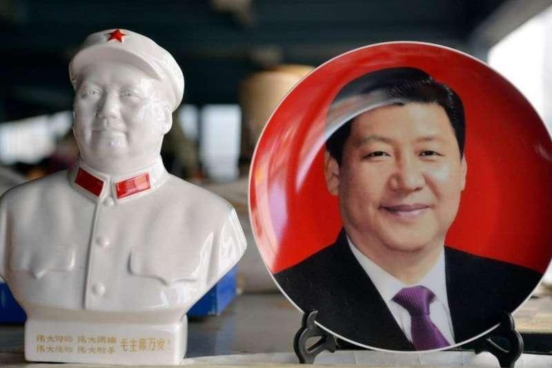 中共第一代領導人毛澤東終身執政。(BBC中文網)