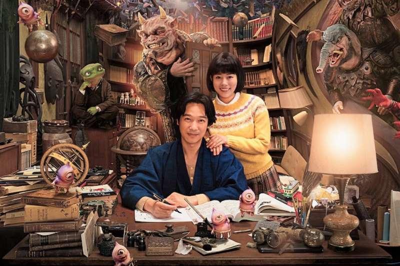 《鎌倉物語》是日本過去少見的奇幻、神怪的真人電影,而劇中除了故事曲折離奇、也處處展現了鎌倉之美。