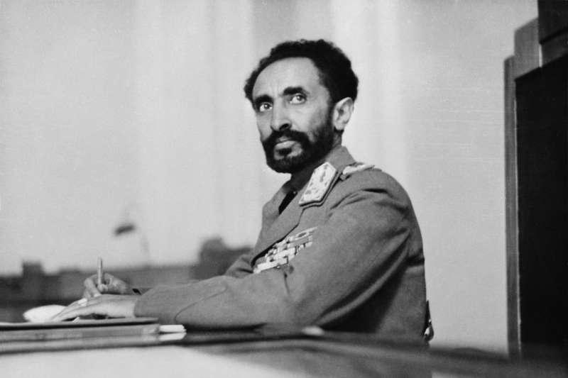衣索比亞末代國王塞拉西(Haile Selassie)(Wikipedia / Public Domain)