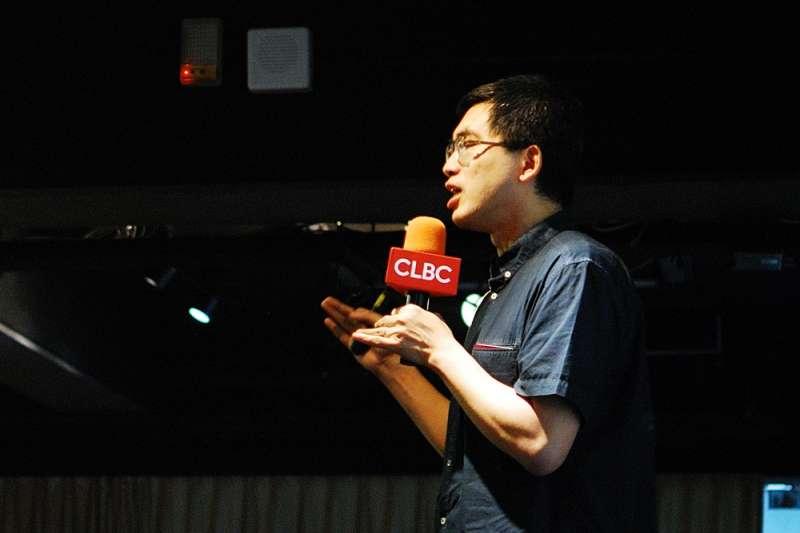 「威權統治跟白色恐怖是差不多的,國民黨跟共產黨都是難兄難弟」香港學者邢福增分享中國基督徒遭打壓日常(柯智元攝影;世界微光提供)