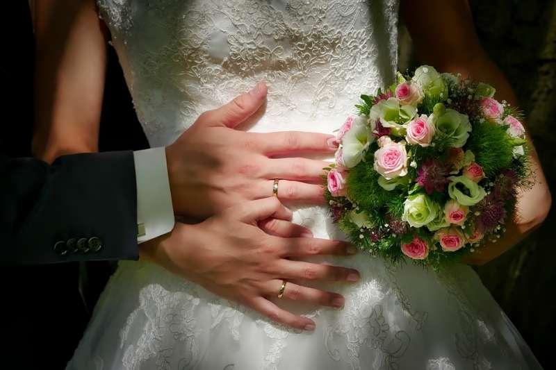 結婚是一種選擇,不是人生一定要經歷的事。(示意圖/fietzfotos@pixabay)