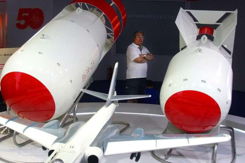 中國造出第一顆原子彈,蔣介石反攻夢碎。