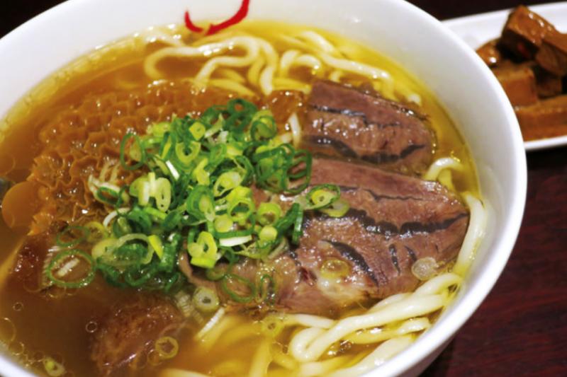米其林指南推薦的牛肉麵,你吃過幾間?(圖/取自米其林官網)