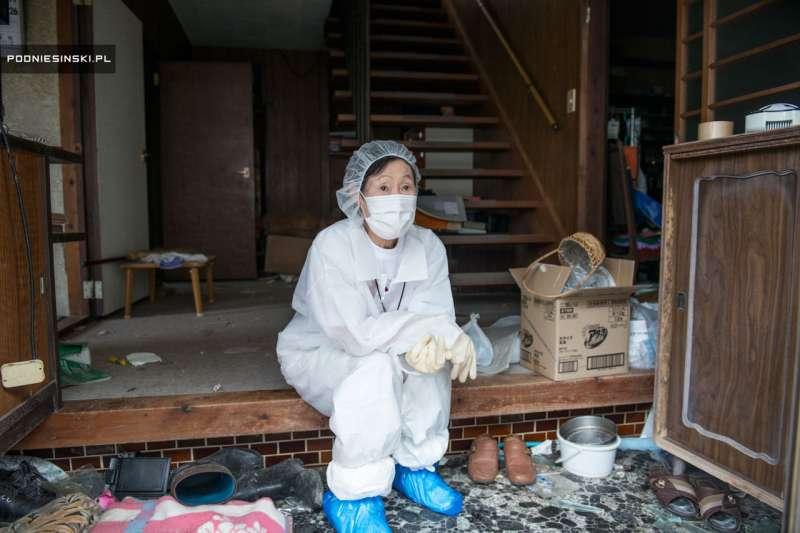 311東日本至今過了7年。過去有攝影師勇闖重災區,用相機記錄下被世人漸漸淡忘的福島...(圖/言人文化提供)