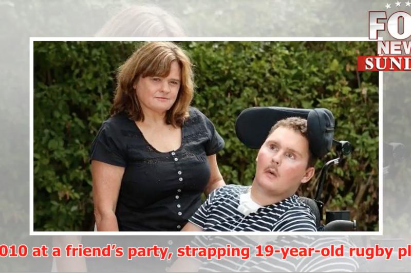 澳洲19歲橄欖球員巴拉德在生吞活蛞蝓後重度昏迷一年多,醒來後四肢癱瘓。