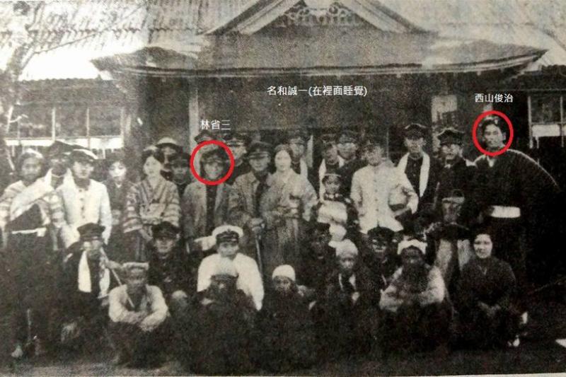 一念之間,三位台北帝國男大生在霧社事件中倖存,究竟當天發生了什麼事?(圖/故事提供)