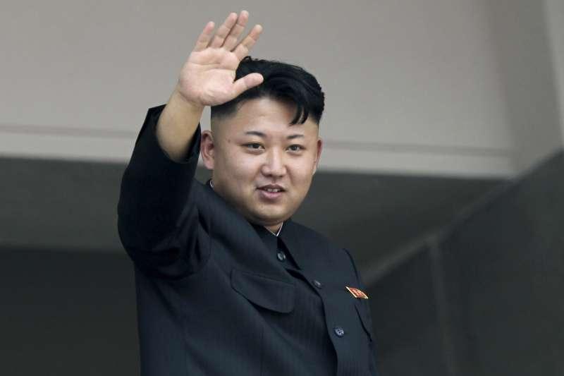 北韓最高領導人金正恩(美聯社)