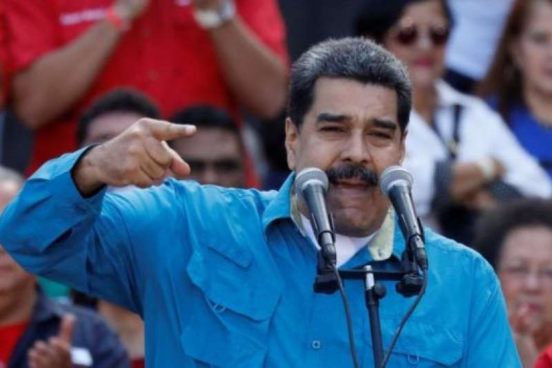 委內瑞拉總統馬杜羅。(BBC中文網)