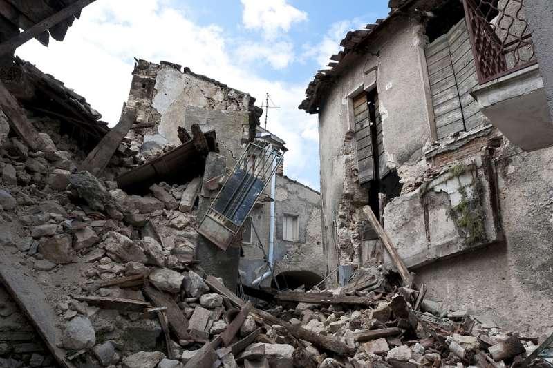 地震(示意圖/Angelo_Giordano@pixabay)