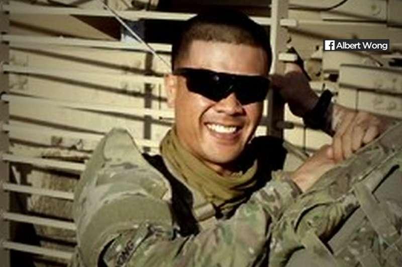 美國亞裔退伍軍人亞伯特.王,9日槍擊退伍軍人之家的3名工作人員,隨後自殺,造成4人死亡。(Albert Wong臉書)