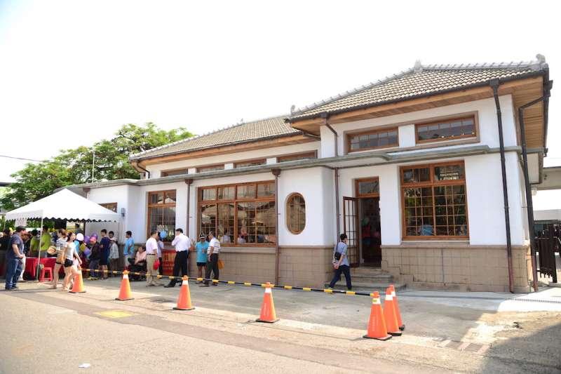 近日縣府將與土庫鎮公所完成點交,正式把修復後的土庫庄役場交回給鎮公所運用。(圖/雲林縣政府提供)