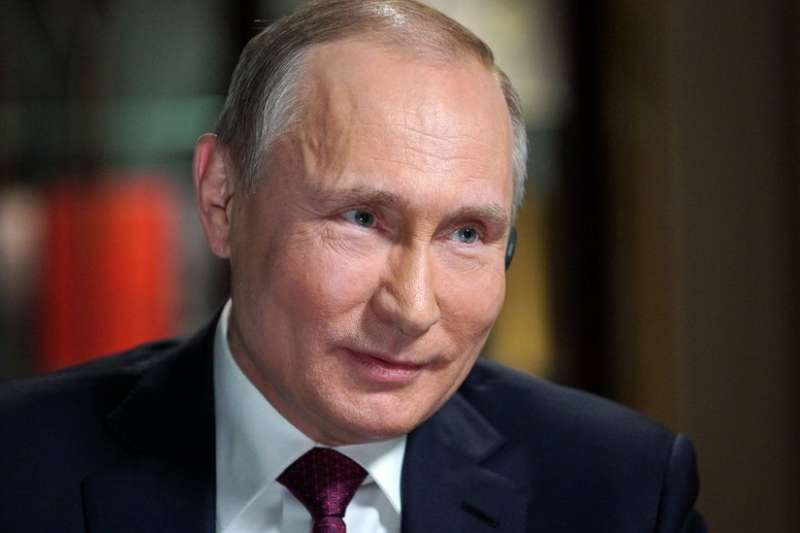 外界普遍認為,普京會贏得本月俄羅斯大選。(BBC中文網)
