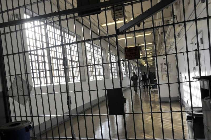 2018-03-14-監獄。冤獄。囚犯。坐牢。(取自網路)