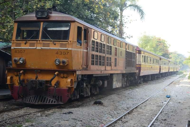 曼谷-清邁的高鐵將採用日本的新幹線系統。(圖/想想論壇提供)